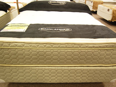 Englander Luxury Latex Pillowtop