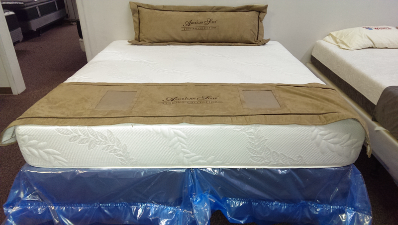 Natural Latex Mattress Portland