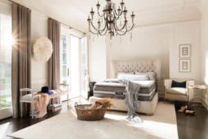 simmons beautyrest pillowtop mattress