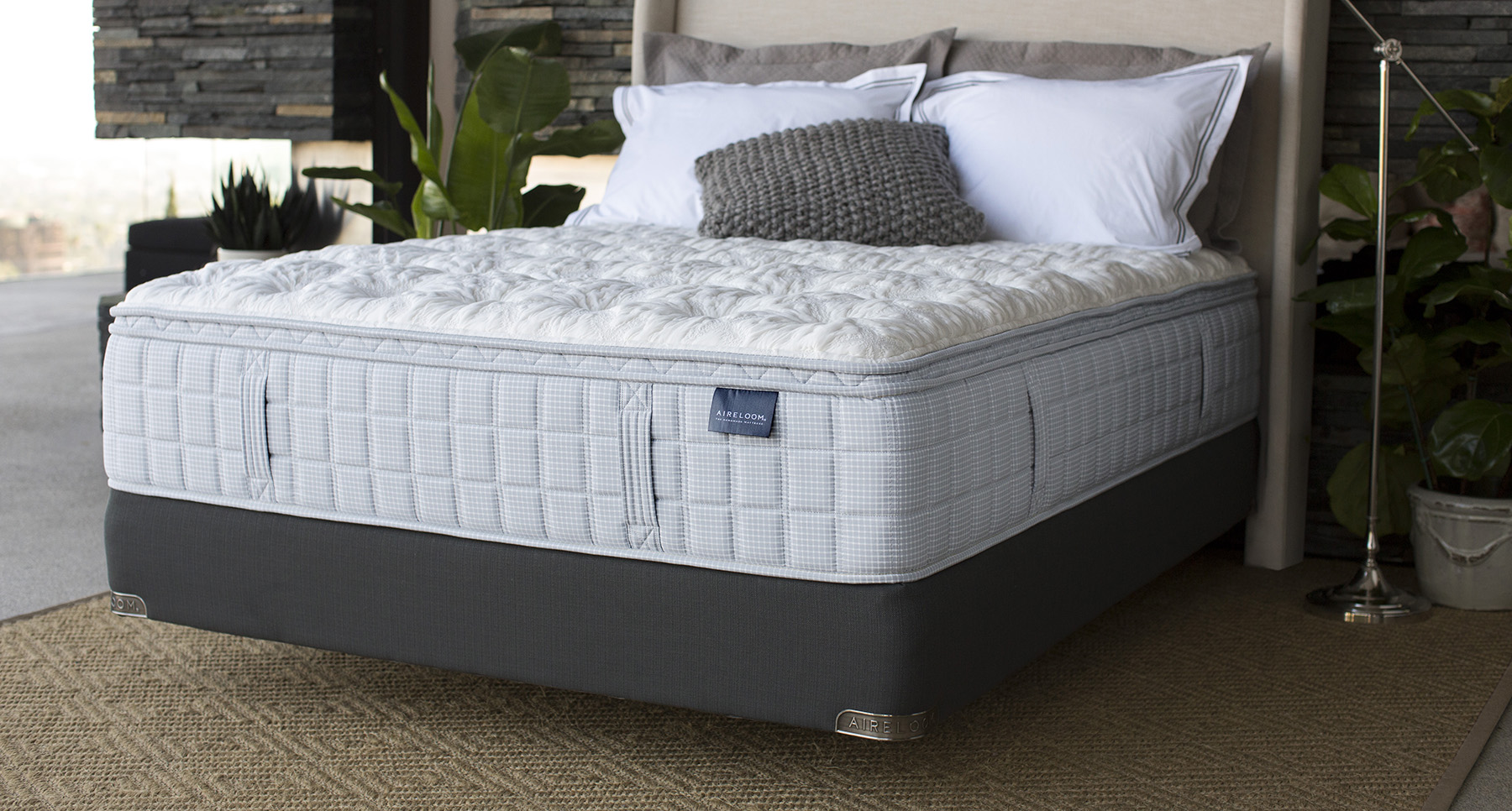 Aireloom Platinum Preferred Enchanted Luxetop Plush Mattress