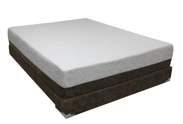 "Stearns Foster Estate Mattress 12"" Bed Tech Latex Mattress"