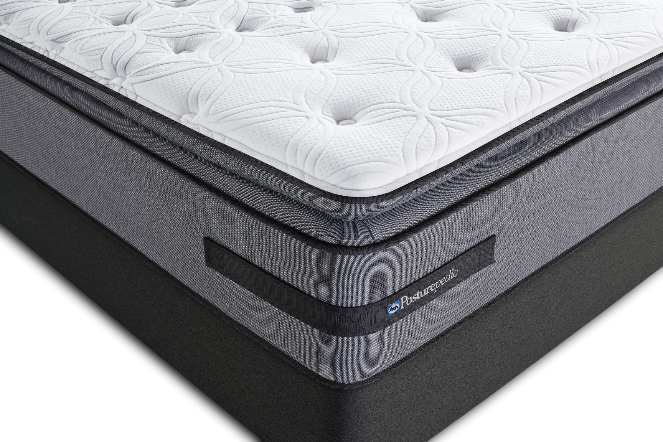 Types Of Mattresses >> Sealy Posturepedic Plus Randolph Terrace Euro Top Plush Mattress