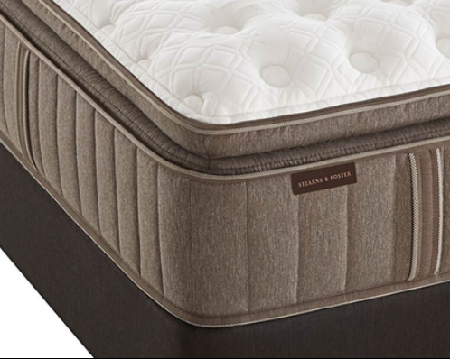 Stearns Amp Foster Oak Terrace Estate Plush Pillow Top Mattress