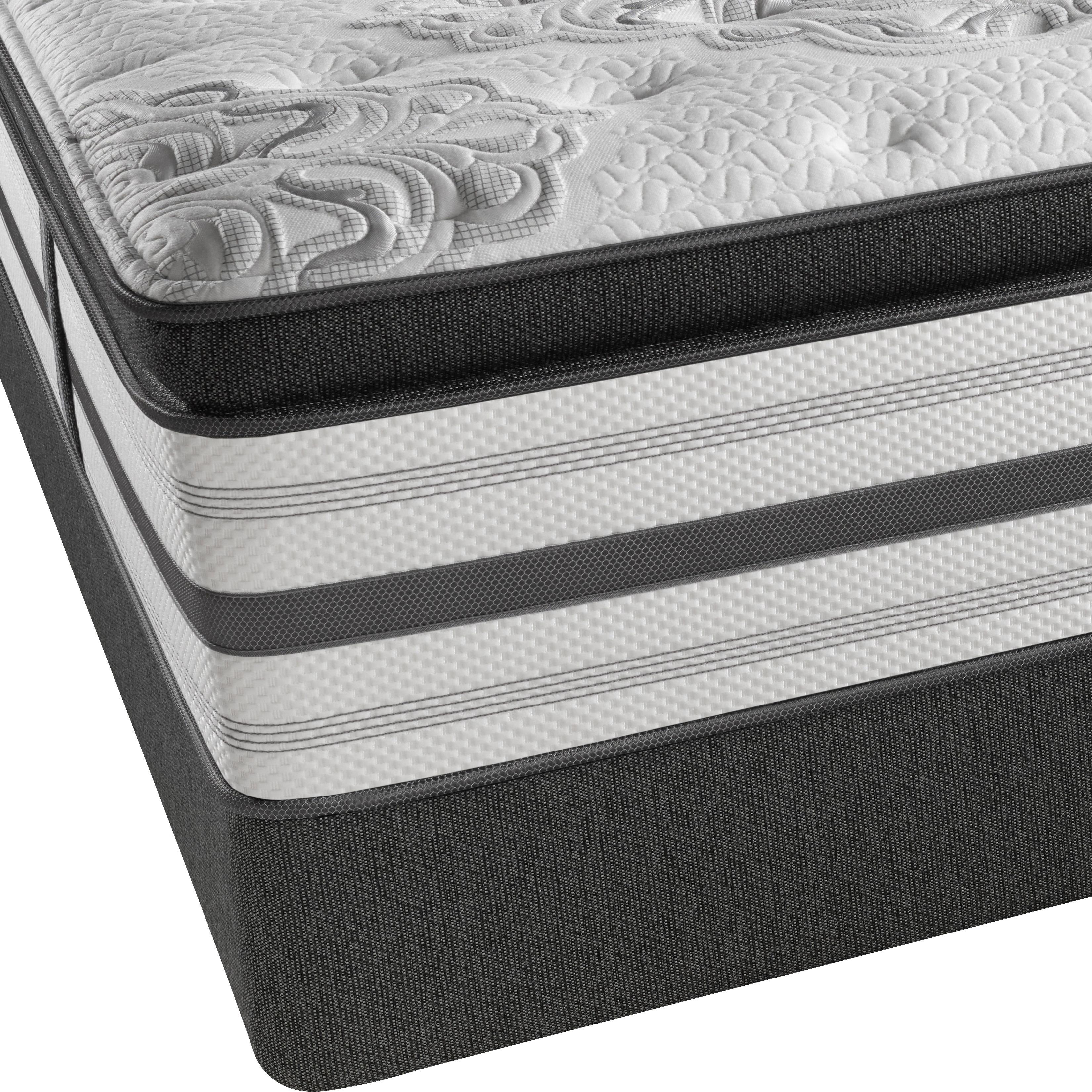 Simmons Beautyrest Platinum Westfield Luxury Firm Box Top