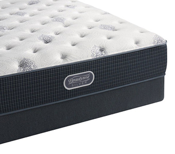 Simmons Beautyrest Silver Great Lakes Cove Plush Mattress