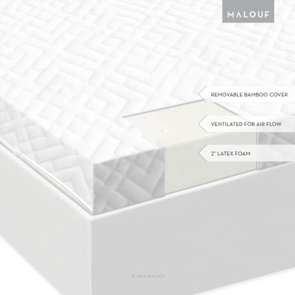 Malouf Topper Cutout