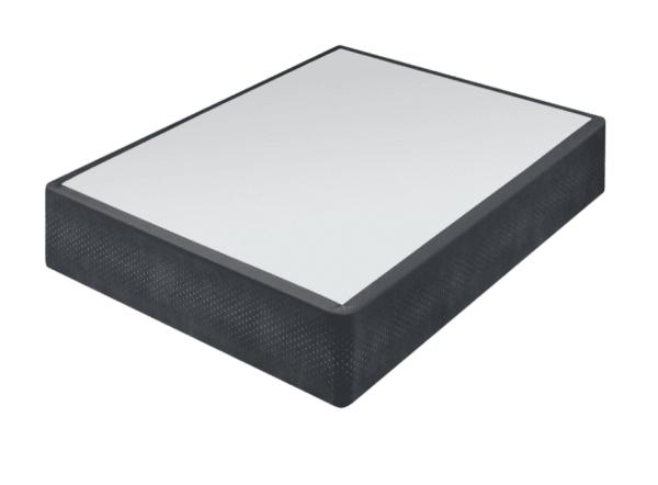 black and grey base