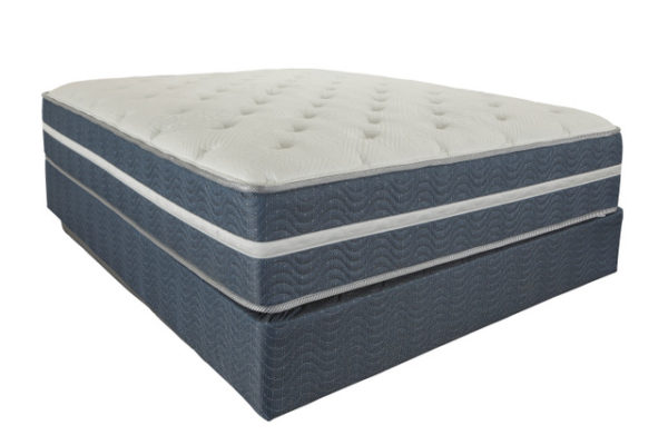 Newport Mattress Angle View