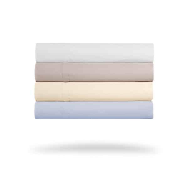 Bedgear basic sheet set folded mutli color