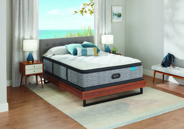 Beautyrest Carbon Lux Mattress Liefstyle Photo In Room