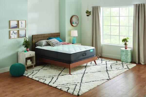 Beautyrest Harmony Caymen Plush Pillow Top - Mattress