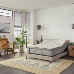 Sealy Posturepedic Silver Pine Firm