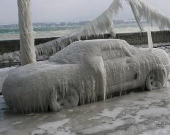 freezing weather in Portland