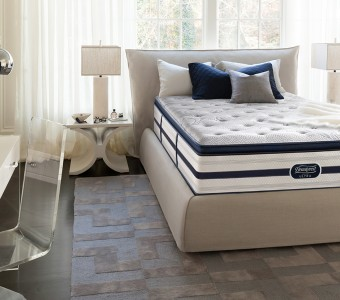 Beautyrest Recharge Mattress in bedroom