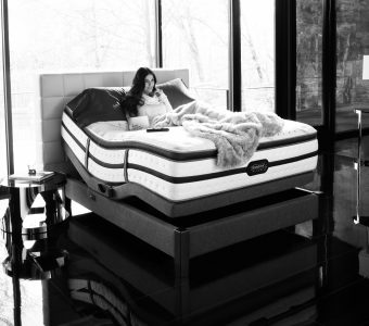 try the luxurious simmons beautyrest silver and silver hybrid collections