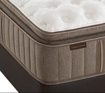 Oak Terrace Estate Plush Pillow Top