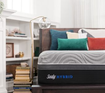 Sealy Kelburn II Cushion Firm