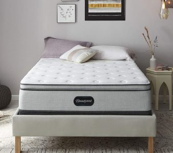 Beautyrest BR800 Plush Euro Top