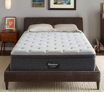 Beautyrest Silver BRS900 Medium Euro Top