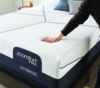 Serra iComfort Hybrid Sleep System