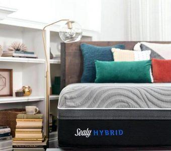 Sealy Posturepedic Hybrid Copper ll Cushion Firm