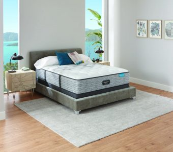 Beautyrest Harmony Lux Carbon Extra Firm