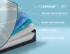 TEMPUR PEDIC-Luxe Breeze Soft Mattress