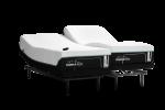Tempurpedic T2 ProAdapt Hybrid SILO AdjustableBase Ease2 ThreeQuarter With Remote